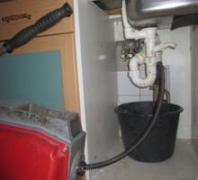 Прочистка засоров канализации. Промывка и устранение жира канализационных труб - Сантехника, канализация, водопровод в Бахчисарае
