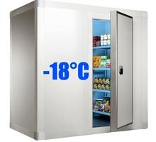 Холодильные и Морозильные Камеры для Мяса и Рыбы - Продажа в Крыму