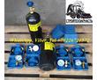 Заправочный набор для зарядки гидромолота азотом вместе с баллоном, фото — «Реклама Севастополя»