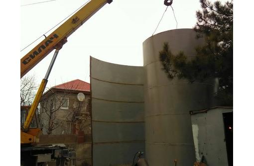 Емкость, бак, резервуар по Вашему заказу от 1 до 3000 куб. м - Металлические конструкции в Севастополе