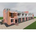 Проект двухэтажного сейсмостойкого блокированного дома (дуплекса) с эллингом - Услуги по недвижимости в Севастополе