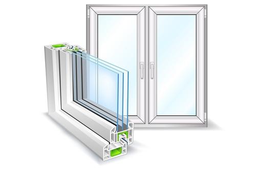 Окна и Двери высокого качества, фото — «Реклама Бахчисарая»