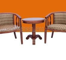 Чайная группа В-5. Чайное кресло и столик - Мебель для гостиной в Севастополе