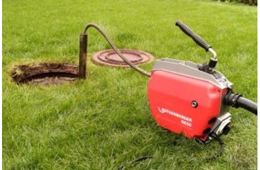 Прочистка канализации. Устранение и удаление засоров канализационных труб, фото — «Реклама Бахчисарая»