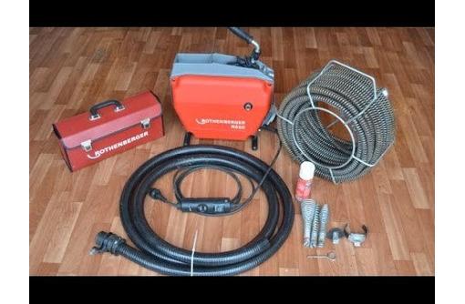 +7978 834-55-70 Прочистка канализационных труб квалифицированным специалистом Форос - Сантехника, канализация, водопровод в Форосе