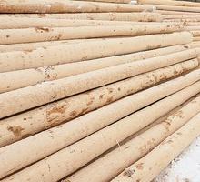 Продам опоры ЛЭП деревянные и СВ ж\б - Пиломатериалы в Черноморском
