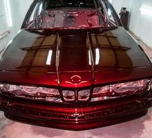 Покраска авто, рихтовка и ремонт кузова - Ремонт и сервис легковых авто в Симферополе