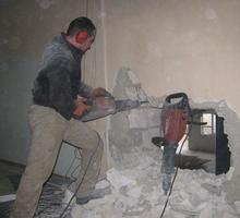 Демонтаж квартир, вывоз мусора - Строительные работы в Севастополе