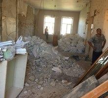 Демонтаж квартиры.Демонтаж стяжки.Вывоз мусора - Строительные работы в Севастополе