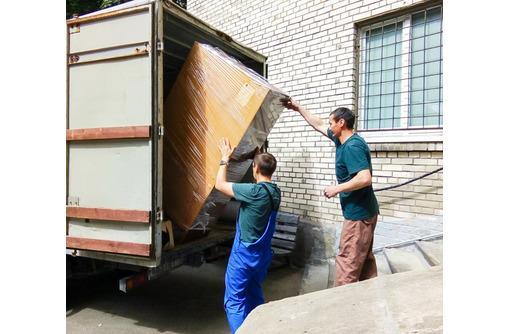 Грузоперевозки. Переезды. Грузчики Вывоз мусора, фото — «Реклама Севастополя»