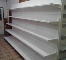 Стеллажи торговые металлические универсальные.2150*950*500мм - Продажа в Симферополе