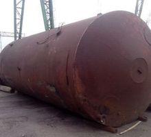 Ёмкости, резервуары и цистерны от 1 до 3500 куб. м из стали - Металлические конструкции в Севастополе