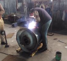Работы с металлом – рубка, резка, гибка, сварка металлов - Металлические конструкции в Симферополе