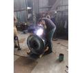 Работы с металлом – рубка, резка, гибка, сварка металлов - Металлические конструкции в Крыму