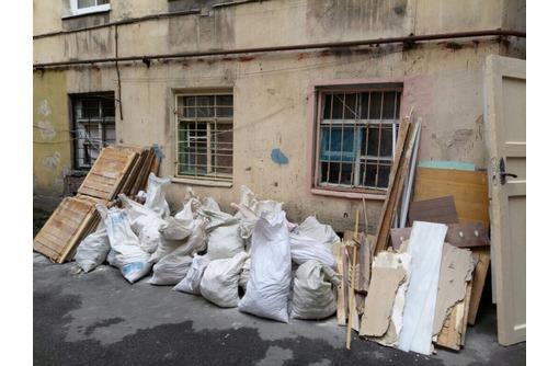 Услуги грузчиков: переезды, вывоз мусора, демонтаж - Вывоз мусора в Севастополе