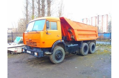 Вывоз мусора,  доставка сыпучих материалов - Вывоз мусора в Севастополе