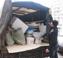 Вывоз мусора утилизация старой мебели - Вывоз мусора в Севастополе