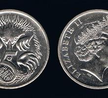 5 центов Австралия - Хобби в Бахчисарае