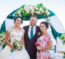 Ведущая /Тамада ярких событий в Крыму - Ялта, Алушта, Симферополь - Свадьбы, торжества в Крыму