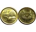 5 центов Сингапур - Хобби в Бахчисарае