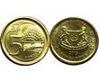 5 центов Сингапур, фото — «Реклама Бахчисарая»