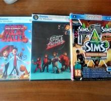 Продам игры и фильмы на CD дисках. - Игры для PC в Симферополе