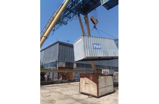 Хранение бытовок, контейнеров, блок контейнеров. - Строительные работы в Севастополе