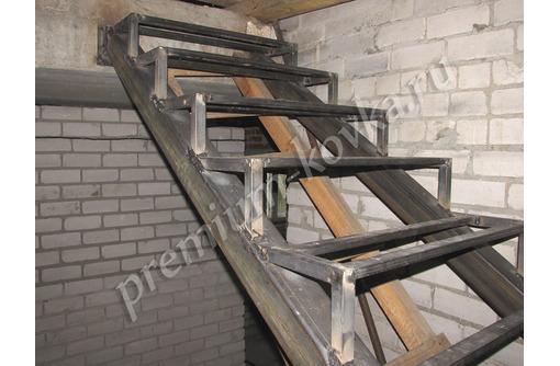 Изготовление металлоконструкций - Металлические конструкции в Красноперекопске