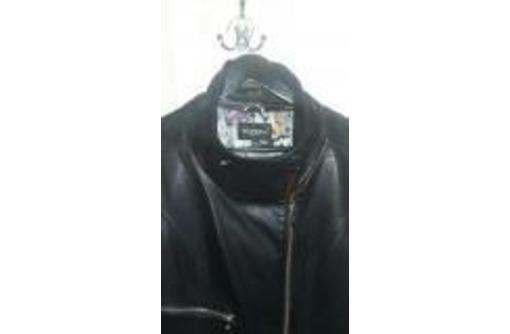 Куртка женская кожаная новая - Женская одежда в Севастополе