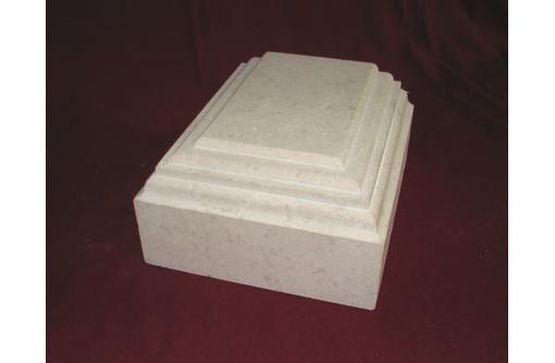 Травертин 1-йи 2-й слой. Природный камень для фасада - Кирпичи, камни, блоки в Севастополе