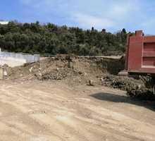 Грунт для подьема уровня участка бесплатно - Сыпучие материалы в Севастополе