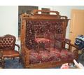 антикварный диван и два стула модерн сталинский ампир - Антикварная мебель в Евпатории