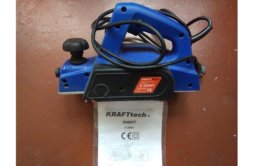 электрорубанок б/у KRAFT tech K- 3600 T, фото — «Реклама Бахчисарая»