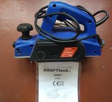 Электрорубанок б/у kraft tech k- 3600 t - Продажа в Бахчисарае