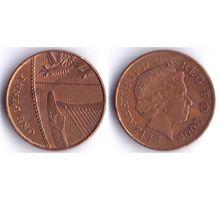 1 пенни Великобритания - Хобби в Бахчисарае