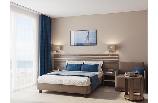 Мебель для отеля в Крыму от фабрики Компасе-Стиль. Категория Комфорт - Специальная мебель в Севастополе