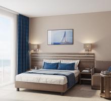 Мебель для отеля в Крыму от фабрики Компасе-Стиль. Категория Комфорт - Специальная мебель в Ялте