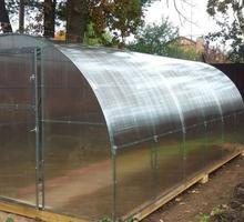 Теплицы с поликарбонатом с доставкой на дом - Ландшафтный дизайн в Ялте