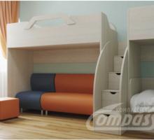 Мебель для детского лагеря, хостела недорого от производителя без наценок Компасс-Стиль - Специальная мебель в Ялте