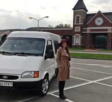 Грузовой Ford в аренду без водителя - Прокат коммерческого транспорта в Севастополе