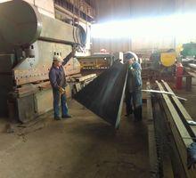 Собственное производство  металлоконструкций в Крыму. - Металлические конструкции в Симферополе