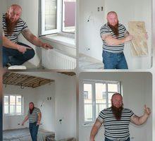 Строительство домов из Арболита  Брезолит Дюрисола - Строительные работы в Севастополе