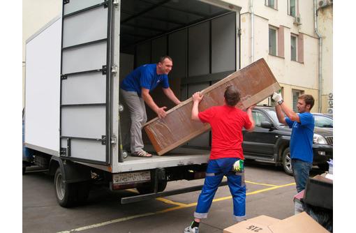 Квартирный переезд. Газель и грузчики. Вывоз мусора - Грузовые перевозки в Севастополе