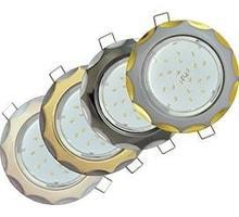Светильники специально Для натяжных потолков [GX53+Лампа] - Натяжные потолки в Симферополе