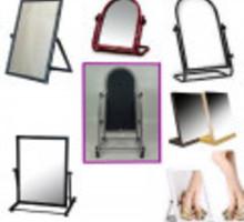 Зеркала примерочные для магазина, дома, ателье - Продажа в Крыму