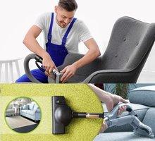 Дезинфекция чистка мягкой мебели, матрасов, ковров - Клининговые услуги в Симферополе