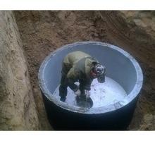 Бетонные крышки днища, кольца кс-15.9 для канализации - ЖБИ в Севастополе