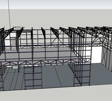 Металлоконструкции на заказ - Металлические конструкции в Севастополе