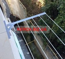 Установка бельевых кронштейнов (сушилок) для белья - Балконы и лоджии в Керчи
