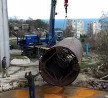 Строительство промышленных резервуаров,бункеров и силосов. - Услуги в Симферополе